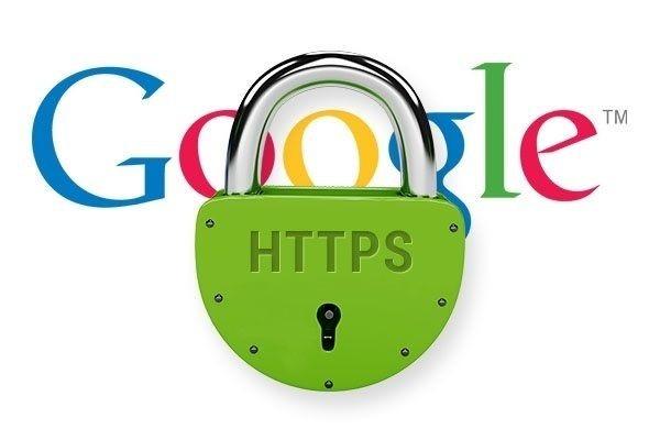 Предупреждения Google и  HTTPS