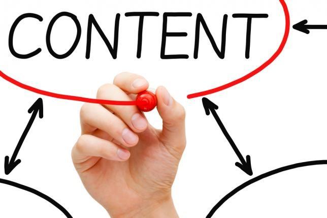 Пользователи и контент