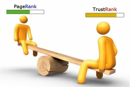 """Определение """"TrustRank"""""""